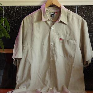 quicksilver casual shirt